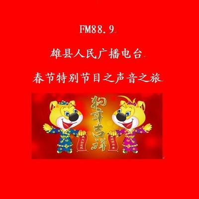 FM88.9雄县人民广播电台《2018春节特别节目》