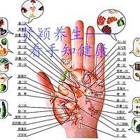 贤颖养生——看手知健康