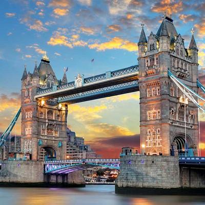 手机导游美景听听APP带你游伦敦!
