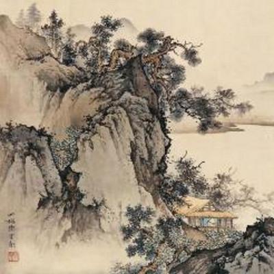 国画(中国画)书法中的哲学思想