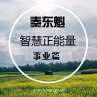 秦东魁-事业正能量