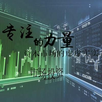 专注的力量市场投资理财秘籍