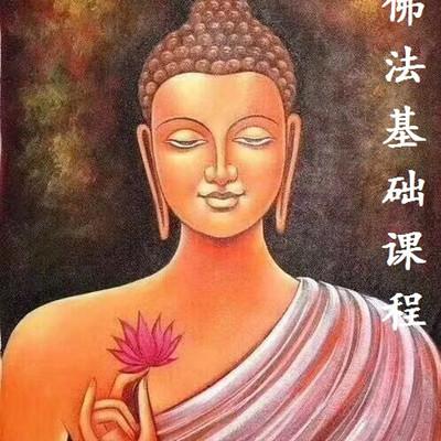 """""""佛教基础课程""""法师辅导"""