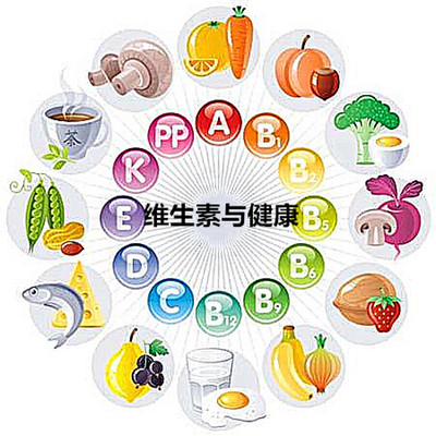 维生素与健康