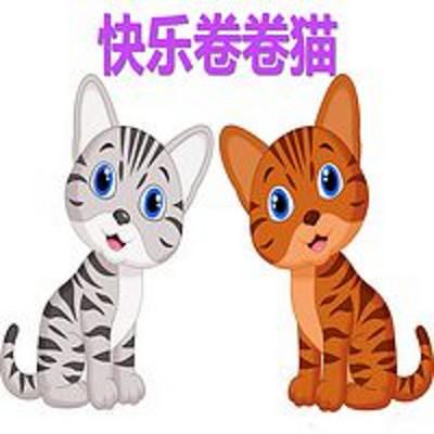 快乐卷卷猫