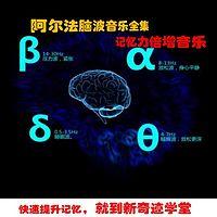 最强大脑增强记忆力α(阿尔法)脑波音乐