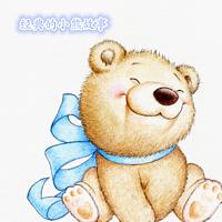 经典的小熊故事