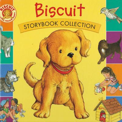 小狗小饼干幼儿英语启蒙绘本