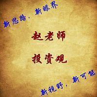 赵老师投资观(股票基金债券房产)