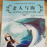 《老人与海》小学生必读名著