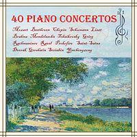 古典音乐--钢琴协奏曲