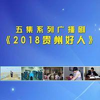 2018贵州好人