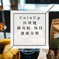 CoinUp区块链研究院·每日盘面分析