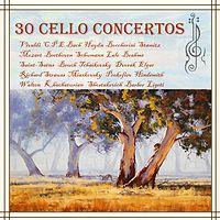 古典音乐--大提琴协奏曲