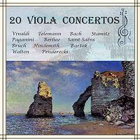 古典音乐-中提琴协奏曲