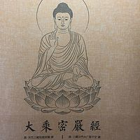 《密严经》-吕新国解读传统文化
