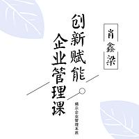 肖鑫梁|创新赋能企业管理课