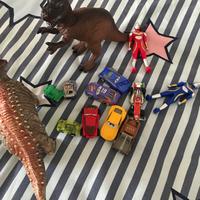 树苗和玩具