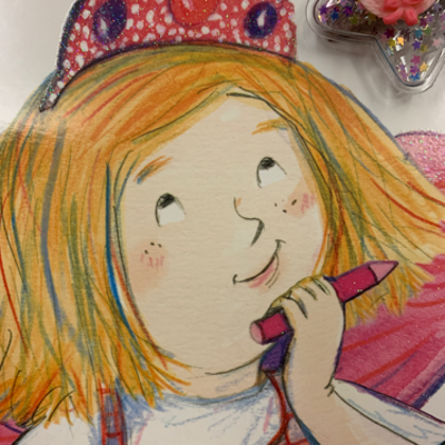 女孩系列丛书—不完美的小完美