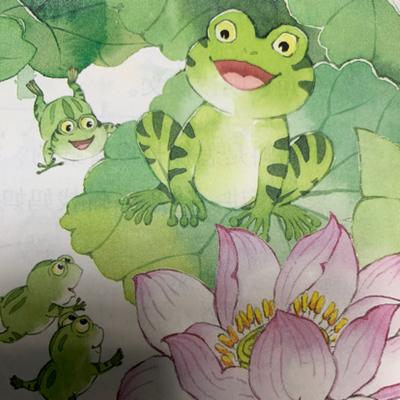 二年级语文-小蝌蚪找妈妈