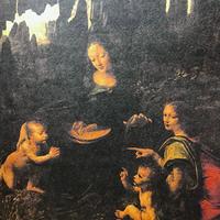 达.芬奇的《岩间圣母》