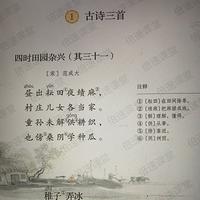 部编版语文课本五年级下册