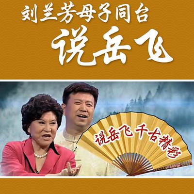 刘兰芳母子同台说岳飞