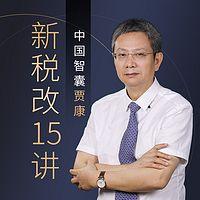 中国智囊贾康:新税改15讲