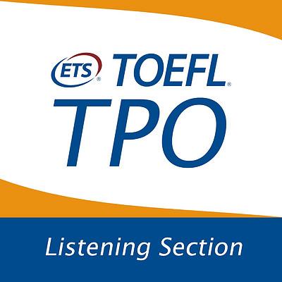 TPO Listening (托福听力)