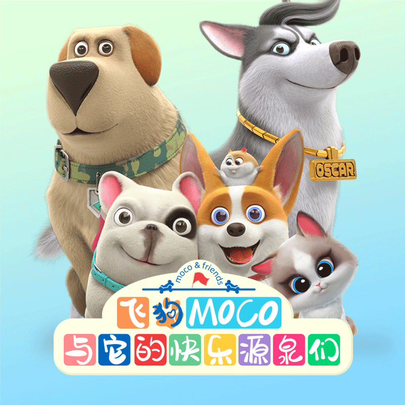 飞狗MOCO与它的快乐源泉们