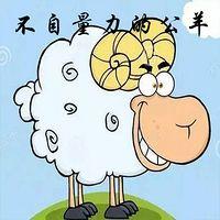不自量力的公羊