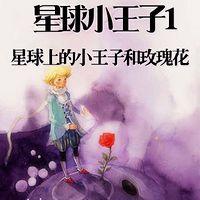 星球小王子1  星球上的小王子和玫瑰花