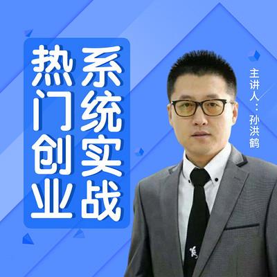孙洪鹤:热门创业系统实战解答
