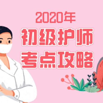 2020年初级护师考试考点速记