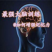 最强大脑训练@如何增强记忆力