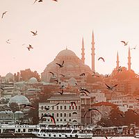 土耳其-伊斯坦布尔