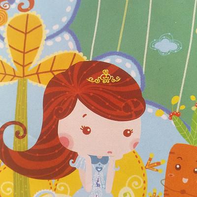 世界经典童话故事《豌豆公主》