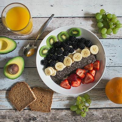 简单有效的颜色饮食方法改善健康