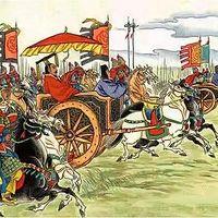先秦时期的中国