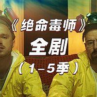 《绝命毒师》全剧剧情解说(1-5季)