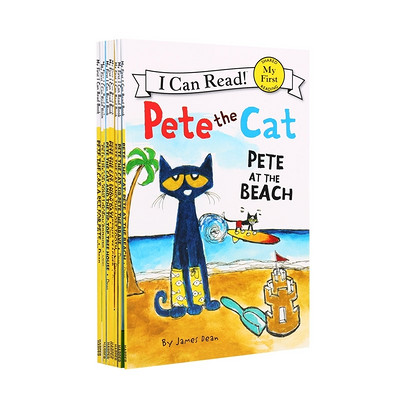 皮特猫系列