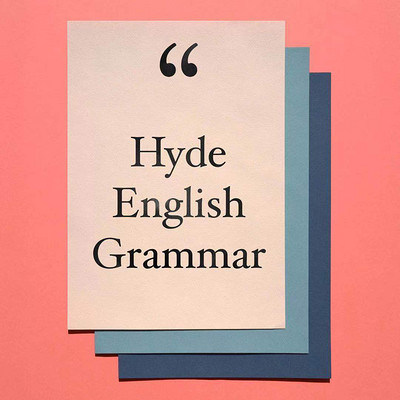 Hyde English Grammar
