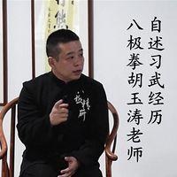 八极拳胡玉涛老师自述习武经历