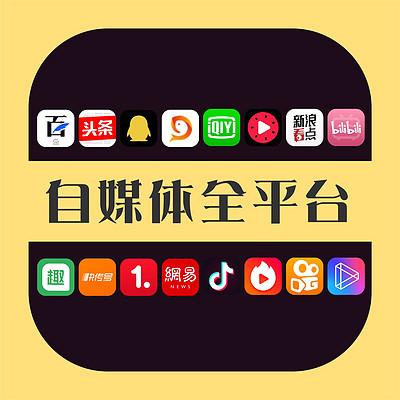 爱豆新媒 零基础玩转自媒体全平台