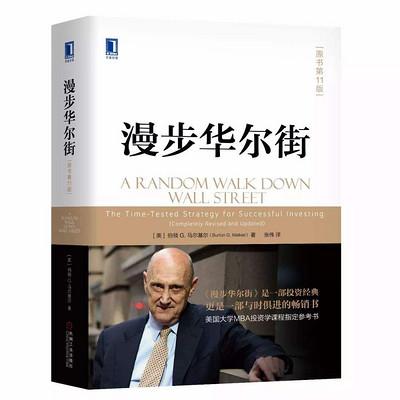 《漫步华尔街》|财经读书汇解读
