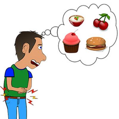 为什么想起可怕的经历时,食欲会下降?
