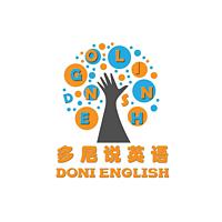多尼说英语