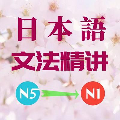 日语语法精讲