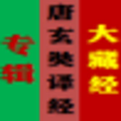 〖大藏经.唐 玄奘译经.专辑〗
