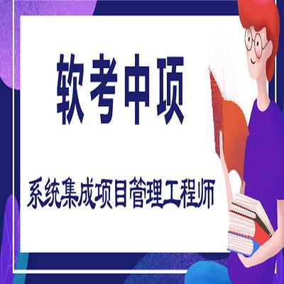 系统集成项目管理工程师201911